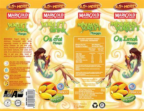 label design malaysia project yogurt drink packaging label design on behance