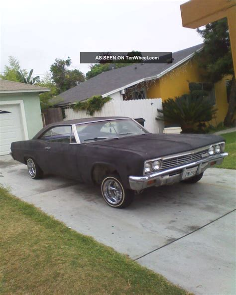 1966 impala sport 1966 chevrolet impala sport