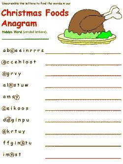 printable christmas anagrams christmas word scramble christmas cards