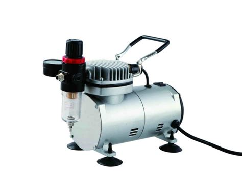 Mini Compressor Complete Kompresor Mini complete mini airbrush compressor as18 2 starter kit including 1 pistol ab 130