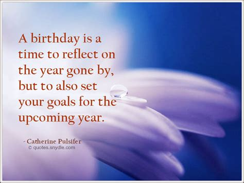Birthday Quote Inspirational Inspirational Birthday Quotes Quotes And Sayings