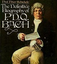 biography book wikipedia the definitive biography of p d q bach wikipedia