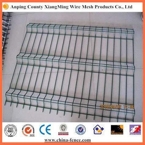 enrejado malla panel de la cerca de malla de alambre de acero inoxidable