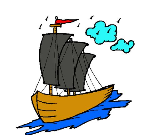 barco dibujo png dibujo de barco velero pintado por bvbfgftry5ey en dibujos