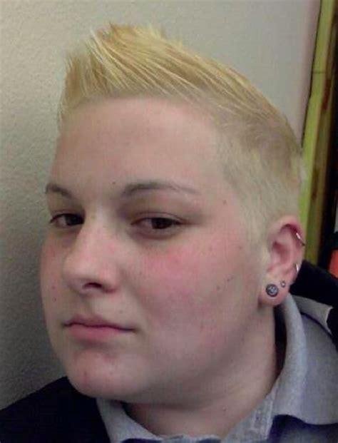 women with butch haircuts dyke haircuts