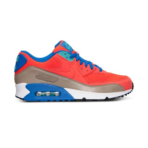 nike air max 90 essential running shoes nike mens air max 90 essential running sneakers from