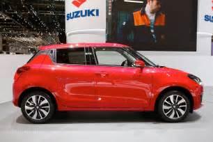 Suzuki Europe 2017 Suzuki Makes European Debut In Geneva