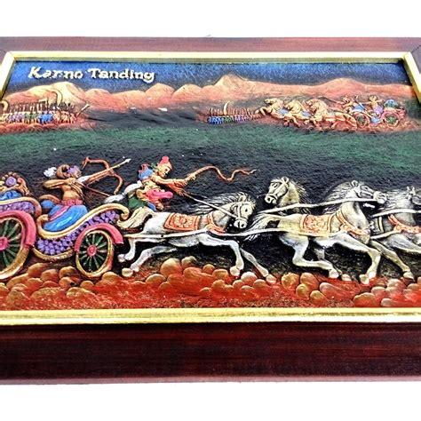 Lukisan Timbul jual lukisan rilief lukisan 3d lukisan timbul karno