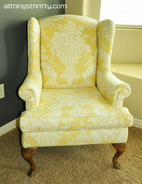 how much to reupholster armchair 15 best images about wingback chair on pinterest