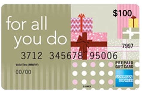 American Express Gift Card Canada - fee free gift card from american express mothers day promotion points miles martinis