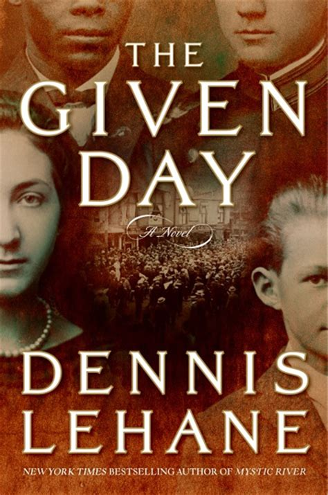 libro the given day quot the given day quot dennis lehane torna in libreria thriller cafe