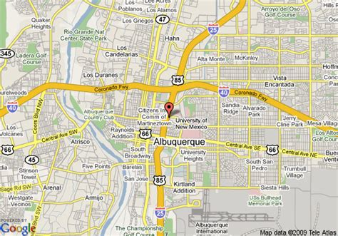 albuquerque map albuquerque real estate and market trends