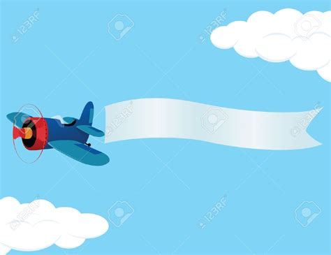 clipart aereo pulling plane clipart clipground