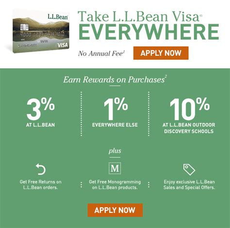 Ll Bean Gift Cards For Sale - l l bean l l bean visa credit card