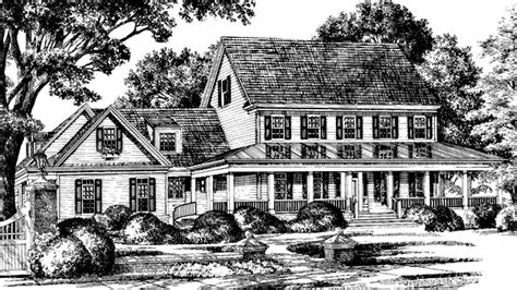 Ansley Park Timothy Bryan Llc Southern Living House Plans
