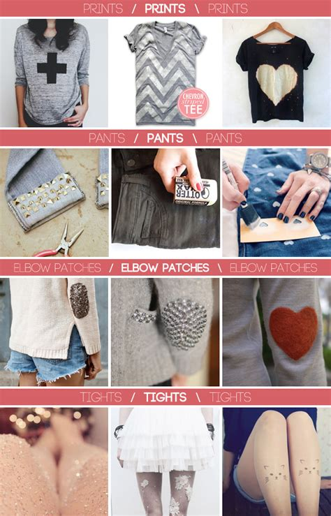 diy fashion projects diy ideas 17 fashionable makeovers