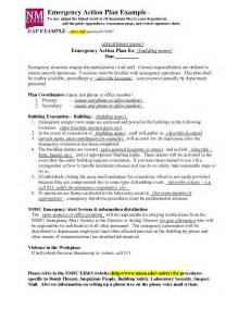 padi emergency plan template emergency plan template cyberuse