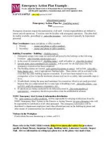 emergency plan template for sports emergency plan template cyberuse