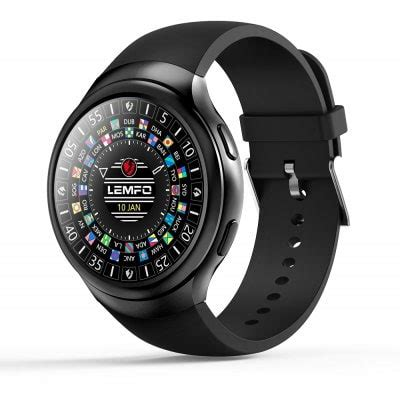 Smartwatch Lemfo lemfo les2 3g smartwatch phone 133 69 shopping