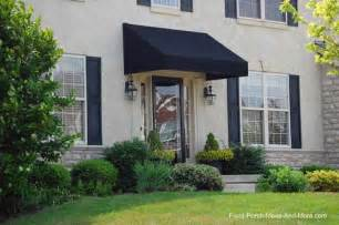 porch awnings aluminum porch awning awnings for porch