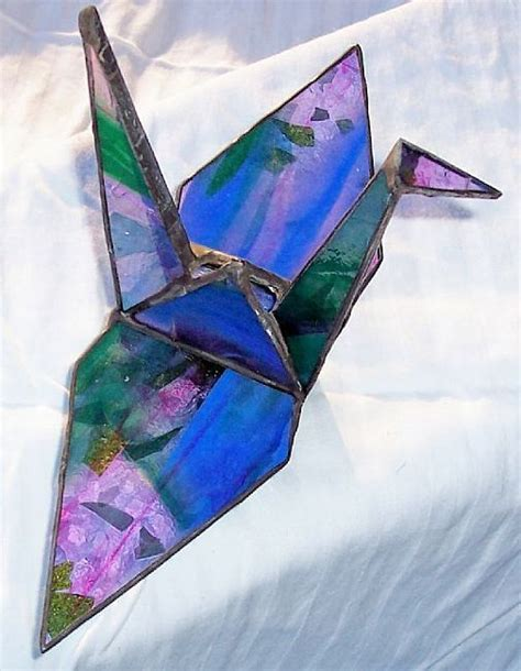 Glass Origami - 1000 images about stained glass on