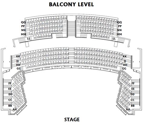 bell centre floor plan bell performing arts centre seating plan