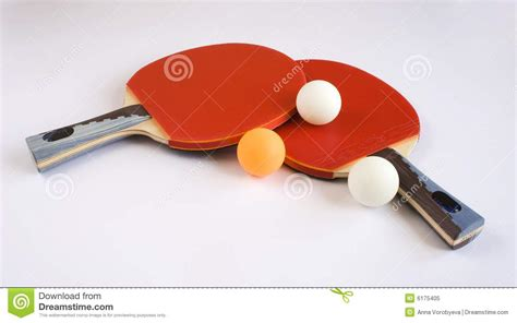 Sports Equipment For Table Tennis Royalty Free Stock Photo Table Tennis Equipment