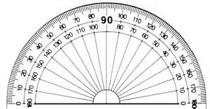 protractor template to print classifying and measuring angles msviolasteachingcenter