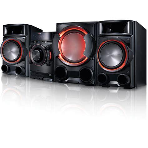 Mini Shelf Stereo System by Lg Cm8430 Mini Hifi Shelf Top Audio System With Wireless