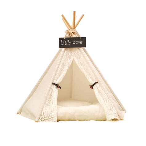 dog teepee bed compare prices on play bed tents online shopping buy low