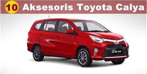 Toyota Calya Trunk Lid Chrome Jsl List Bagasi Belakang 10 aksesoris toyota calya untuk exterior dan interior motomodif