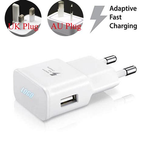 Charger Samsung 2a Fast Charging Note 4 S6 Ori 99 buy wall charger fast charger adapter adaptive charging samsung s6 note 4 5 us eu 9v 1 67a
