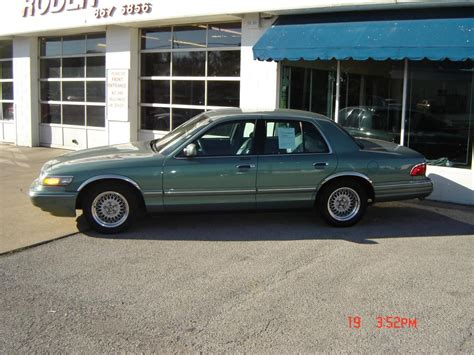 1997 mercury grand marquis owners manual