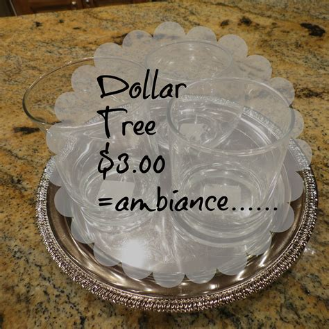 dollar tree craft and decor it can be ambient