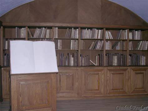 librerias en ciudad real museo quijote y biblioteca cervantina de ciudad real