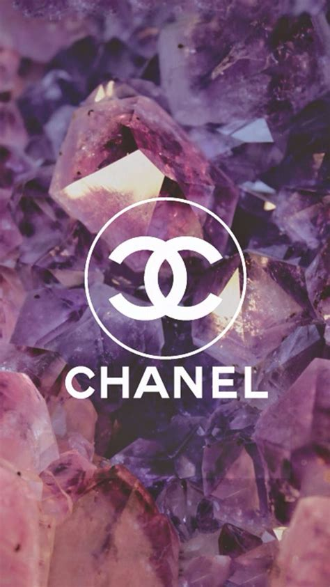 wallpaper pink chanel pink purple chanel background favourites pinterest