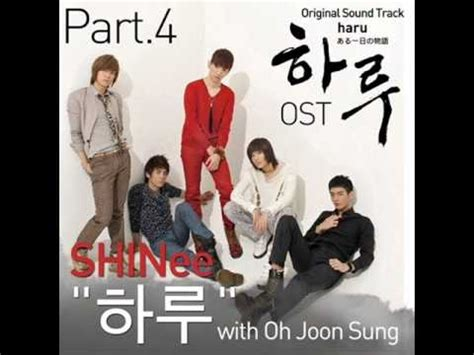 download mp3 ost one fine day shinee one fine day haru ost cd rip hq download