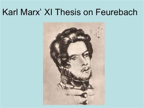 marx dissertation marx thesis ix explained by rauno huttunen