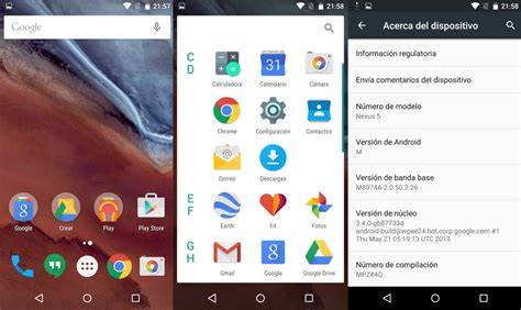 layout android que es c 243 mo instalar android m preview para nexus 5 6 y 9