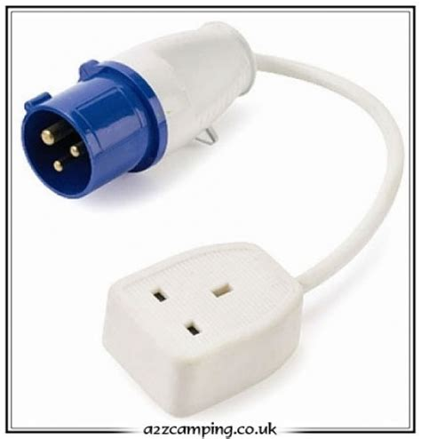 Sunncamp Awnings Website Uk Mains Socket Conversion Lead