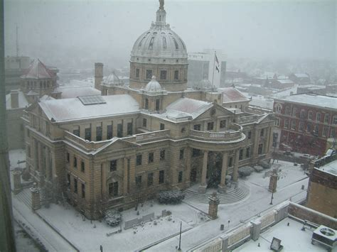 Washington County Court House by Images
