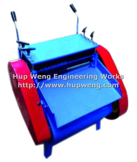 hup weng engineering works new housing wire machine