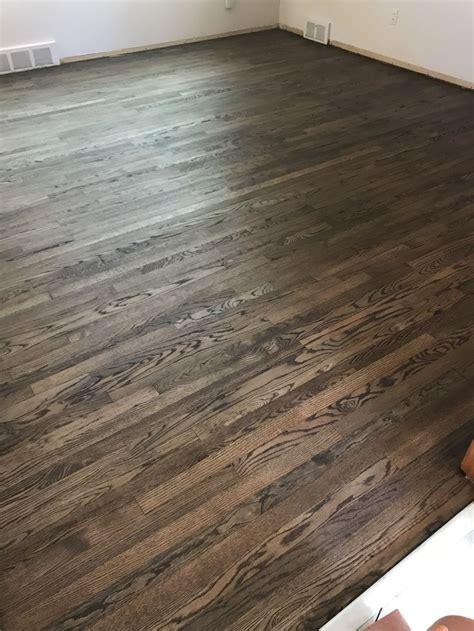jacobean  redwhite oak mix hardwood floor colors