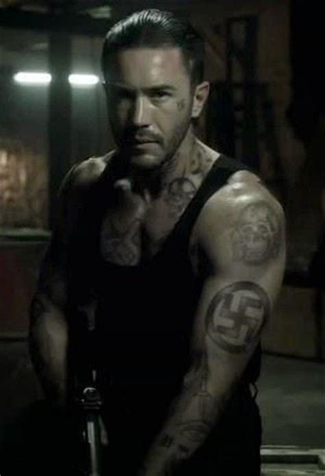 banshee tattoo 15 best images about tom pelphrey bunker on