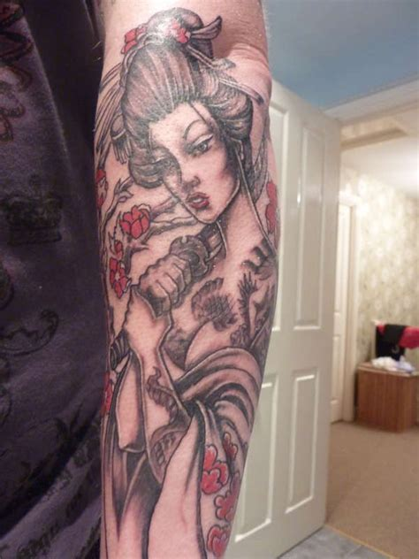 great geisha pictures tattoos photos