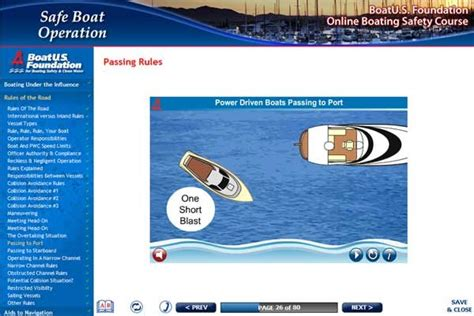 boatus water safety course test your boating knowledge boatus magazine