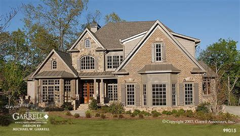 normandy style house plans part 1 by garrell associates garrell associates inc ashley manor house plan 99015