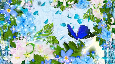 Butterfly Biru blumen schmetterlinge blau hd desktop hintergrund widescreen high definition vollbild