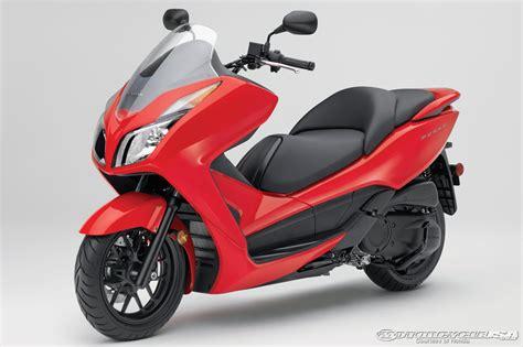 Motor Forza 2014 Honda Forza Scooter Ride Motorcycle Usa