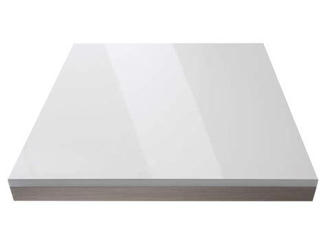 plan de travail cuisine largeur 80 cm plan de travail l 200 cm duocolor blanc vente de plan de